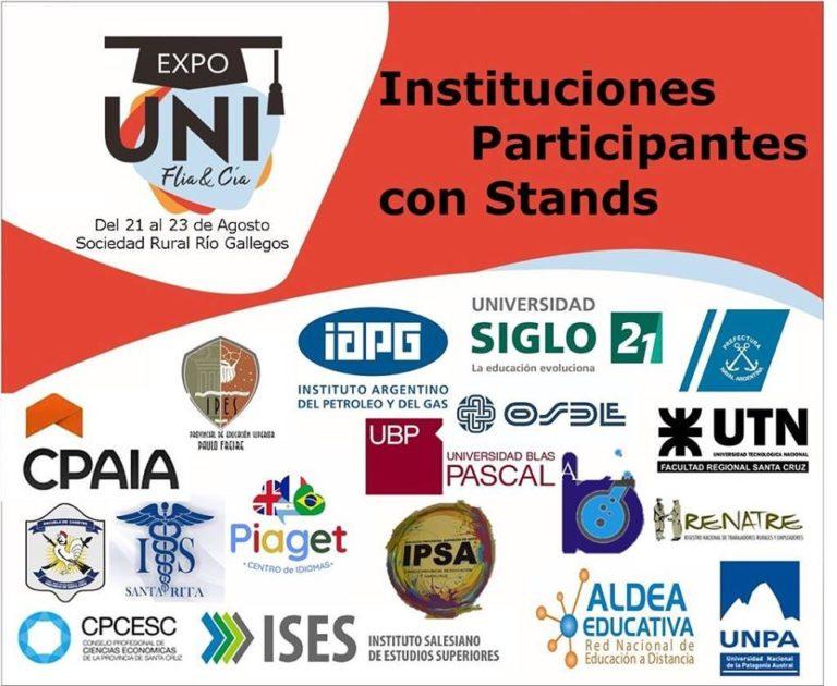 Banner Instituciones participantes 2019