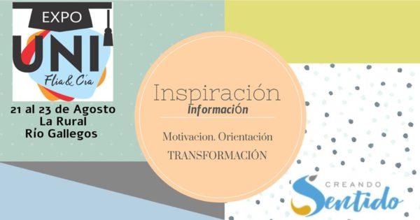 Charlas Transformacionales En La Expo UNI Flia y Cia